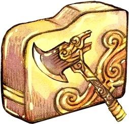 Folder axe