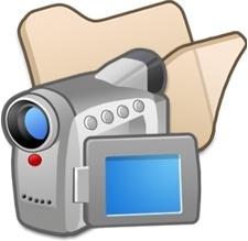 Folder beige videos