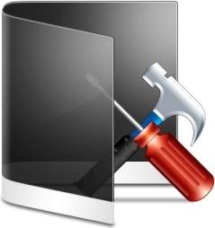 Folder Black Configure