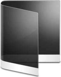 Folder Black Folder