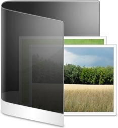 Folder Black Picture