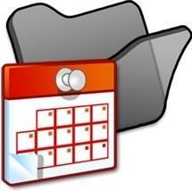 Folder black scheduled tasks