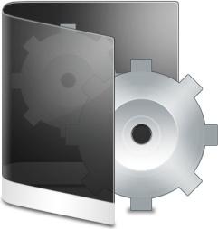Folder Black System