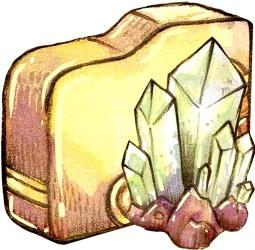 Folder crystal 2