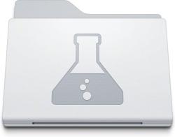 Folder Developer White