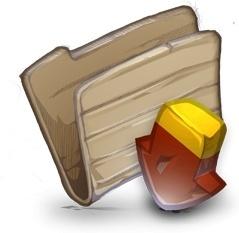 Folder Downloadsr