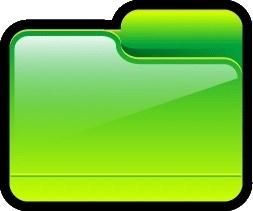 Folder Generic Green
