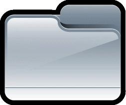 Folder Generic Silver