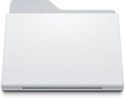 Folder Generic White