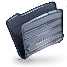 Folder Graphite ish