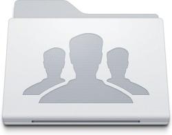 Folder Group White