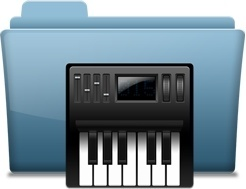 Folder Music alt