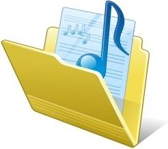 Folder my music