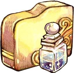 Folder potion