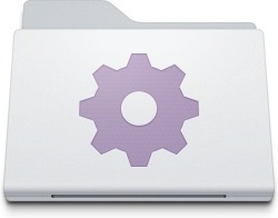 Folder Smart White