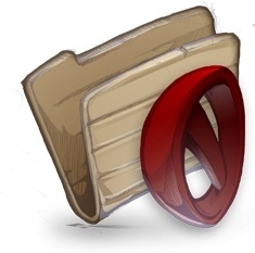 Folder Unavailable Folder