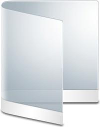 Folder White Folder