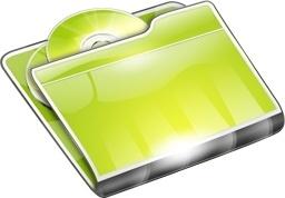 Folders CD Folder