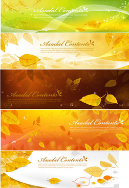 foliage pattern background vector
