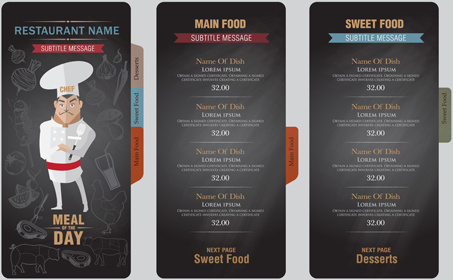 drink menu vector free vector download 2 844 free vector for