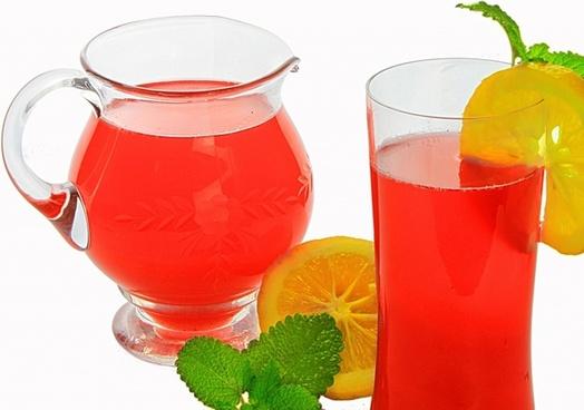 food raspberry lemonade
