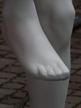 foot raise high
