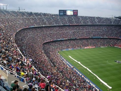 football stadium stadium football