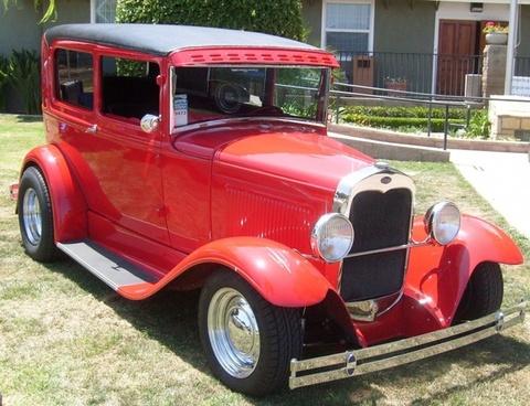 ford antique model