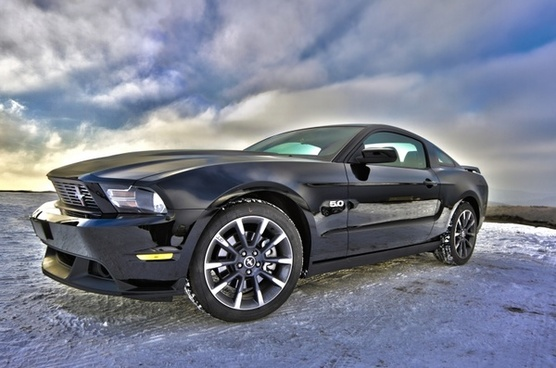 ford mustang car