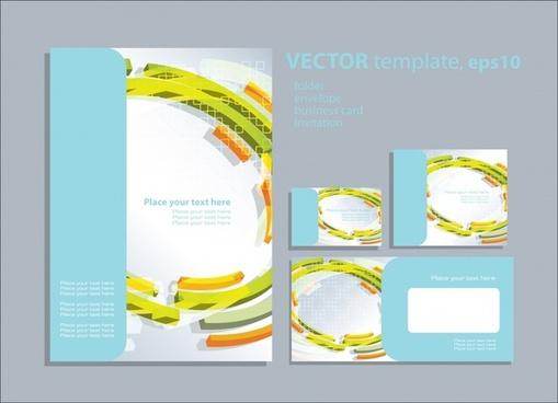 foreign book design vector