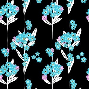 Forget me not Patterns