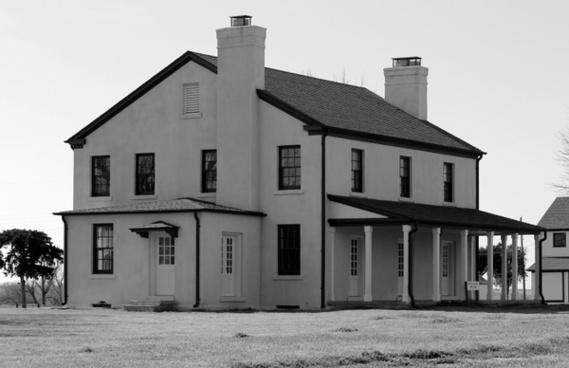 fort reno oklahoma building