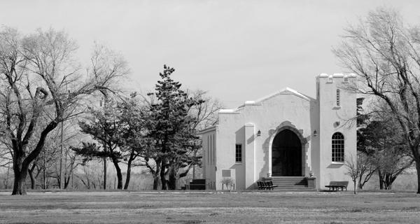 fort reno oklahoma chapel