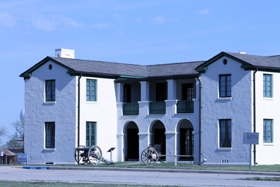 fort reno oklahoma historic