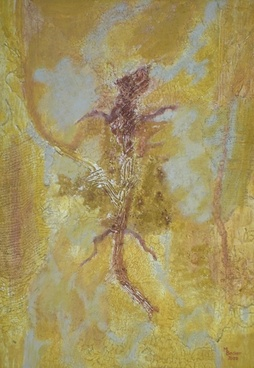 fossil reptile petrification