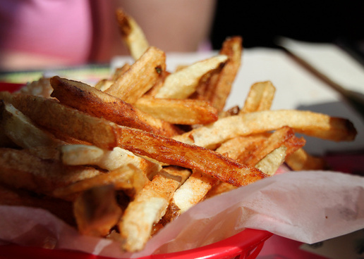 fosters grille french fries