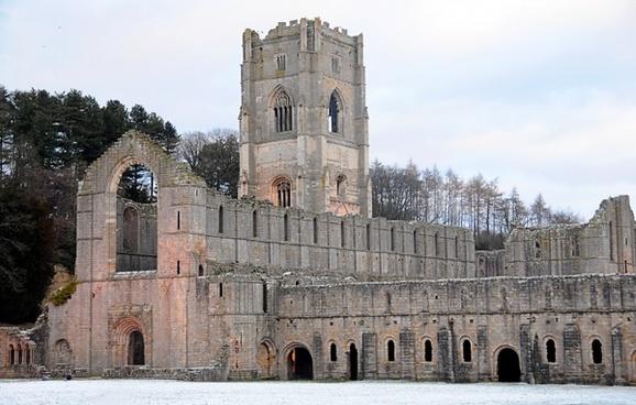 fountains abbey cistercian
