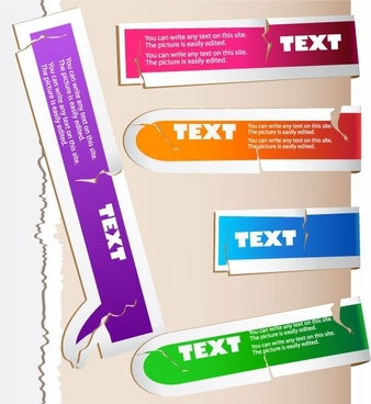fracture texture color labels 01 vector