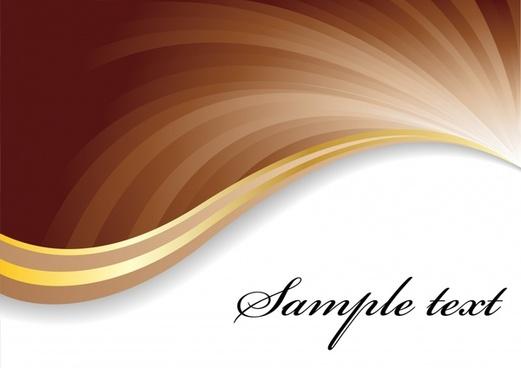 fragrant chocolate vector