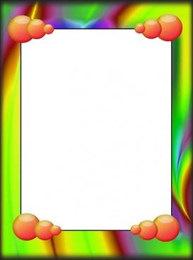 frame k stationery