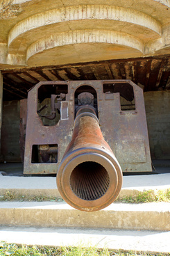 france 000760 longues sur mer battery gun 2
