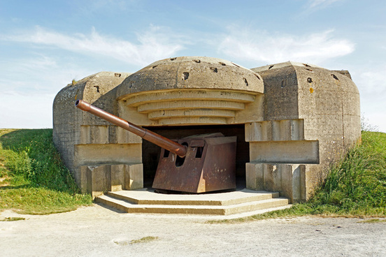 france 000764 longues sur mer battery gun 3