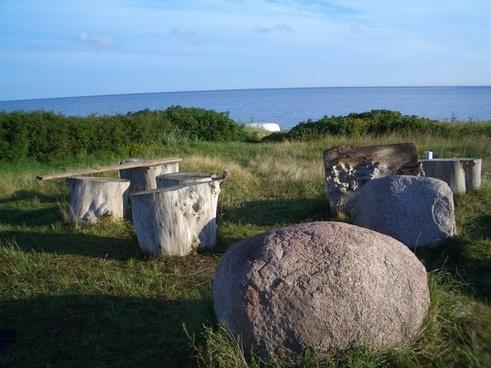 france landscape rocks