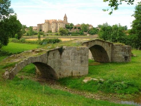 france palace bridge