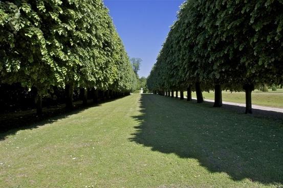 france park landscape