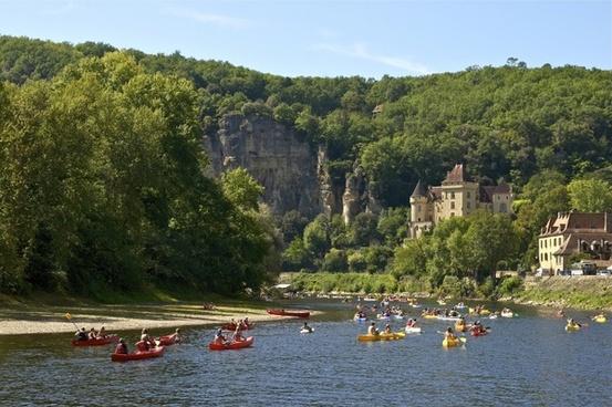 france people boating