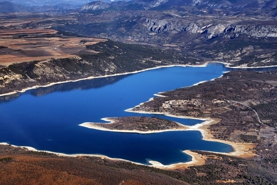 france verdon river water