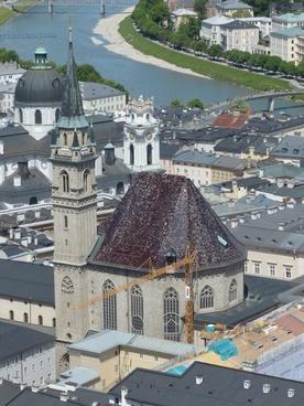 franciscan church church salzburg