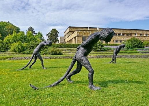 frankfurt germany sculpture