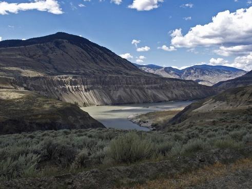 fraser river fraser plateau cariboo